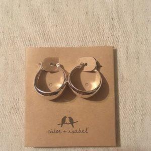 earrings Chloe + Isabel